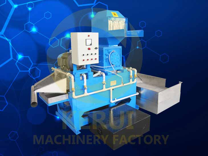 KRWCG Services Wet Type Copper Wire Granulation Machine