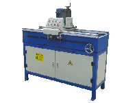 Blades sharpening machine for srcap cable granulator