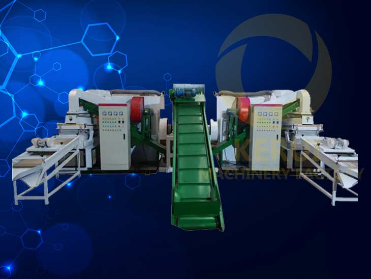 KR800 Copper Wire Granulation Machine