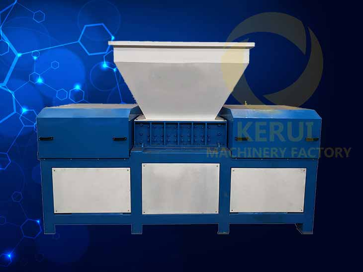 KR Series Copper Wire Shredder Machine