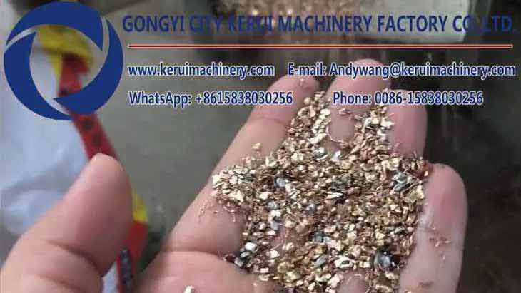 Copper Wire Recycling Plant in Changge, China